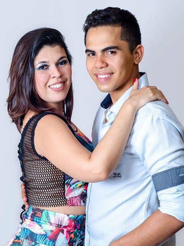 Thiciane Fortes And Ederson Marques – Fortaleza – Brazil